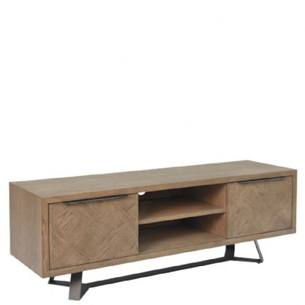 Urban Oak TV Unit
